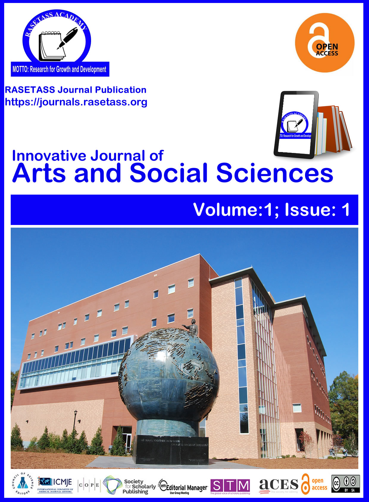 Innovative Journal of Arts and Social Sciences (IJASS)